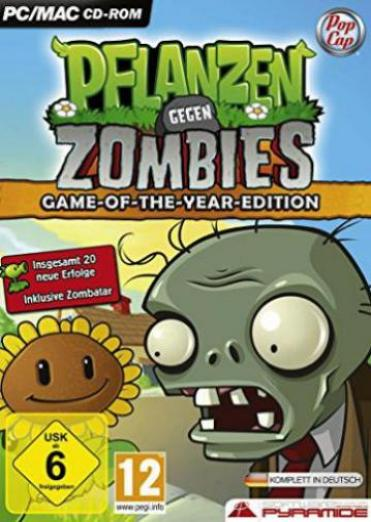 Plants vs. Zombies - Game of the Year Edition (deutsch) / PC-Spiele günstig kaufen ...