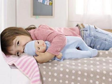 Zapf creation my first BABY Annabell Puppe - Bruder mit ...