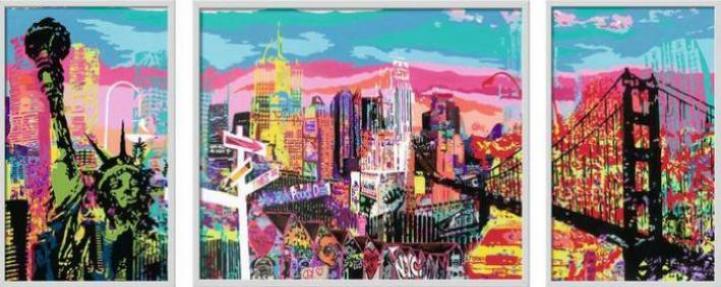 Ravensburger Malen Nach Zahlen New York 28972