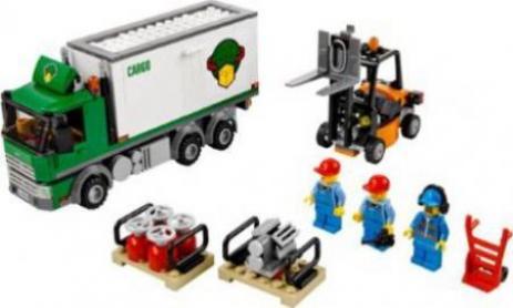 Lego City Flughafen Lkw Mit Gabelstapler Günstig Kaufen