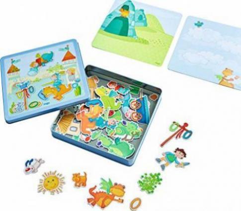 Feengarten günstig kaufen Sonstige Spielzeug-Artikel HABA 301950 Magnetspiel-box