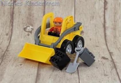 Lego duplo baustelle frontlader günstig kaufen preisvergleich