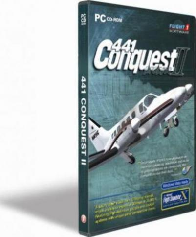 flight simulator x 441 conquest ii add on englisch pc spiele g nstig kaufen. Black Bedroom Furniture Sets. Home Design Ideas