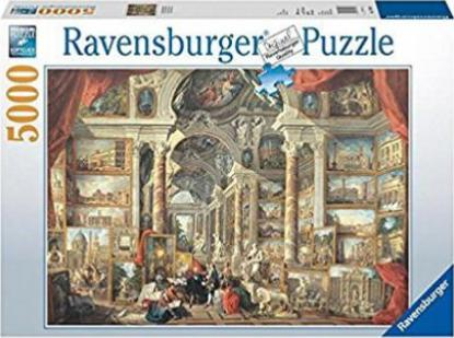 ravensburger puzzle vedute di roma moderna g nstig kaufen preisvergleich test. Black Bedroom Furniture Sets. Home Design Ideas