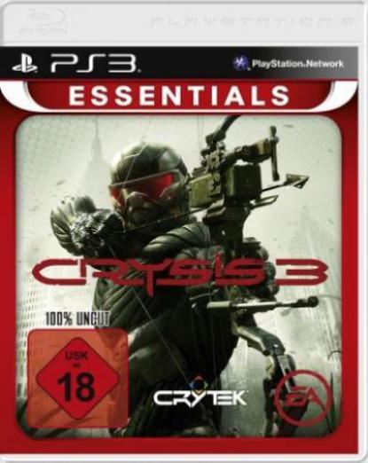 crysis 3 deutsch playstation 3 ps3 g nstig kaufen. Black Bedroom Furniture Sets. Home Design Ideas