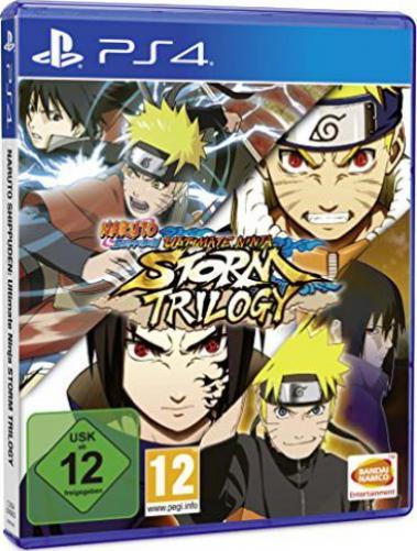Naruto Shippuden: Ultimate Ninja Storm Trilogy (deutsch ...