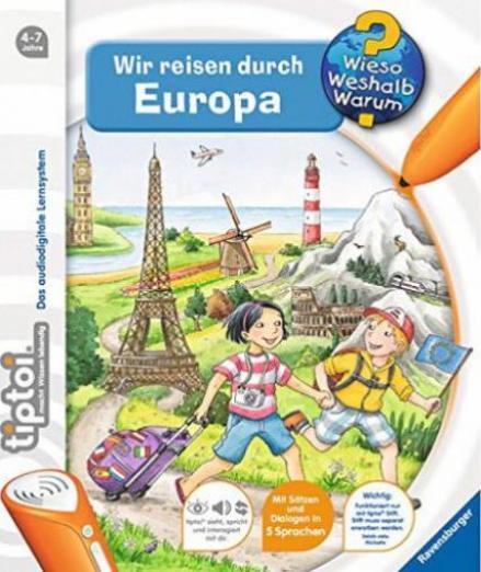 Europa kennenlernen spiel