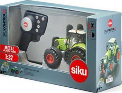 siku control32 claas axion 850 set mit fernsteuerung. Black Bedroom Furniture Sets. Home Design Ideas